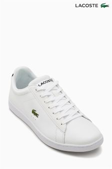 Lacoste® White Evo Carnaby Trainer