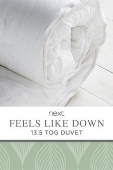 Feels Like Down Duvet