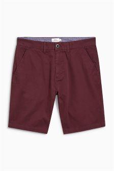 Long Chino Shorts