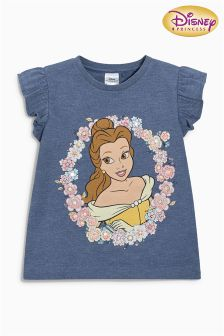 Belle Frill Sleeve T-Shirt (3mths-6yrs)