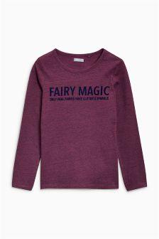 Fairy Magic Long Sleeve T-Shirt (3-16yrs)