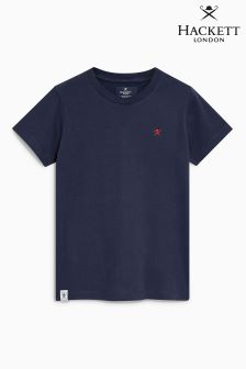 Hackett Navy Logo T-Shirt