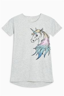 Unicorn Nighty (3-16yrs)
