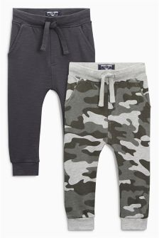 Skinny Joggers Two Pack (3mths-6yrs)