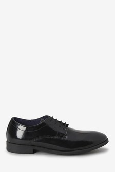 Patent Lace-Up Shoes (Older Boys)