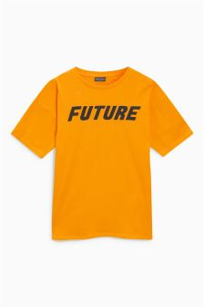 Slogan T-Shirt (12-16yrs)