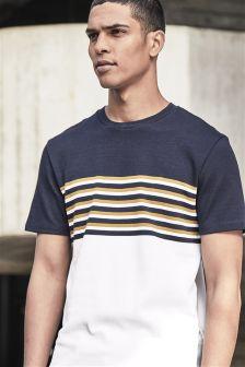 Chest Stripe T-Shirt