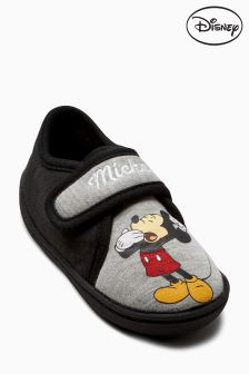 Mickey Mouse™ Slippers (Younger Boys)