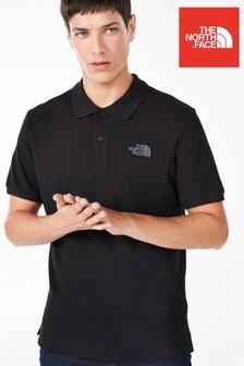 Czarna koszulka polo The North Face®
