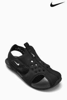 Nike Black Sunray Protect 2 Sandal