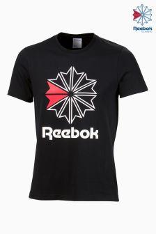Reebok Classics Black GR Tee