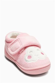 Cloud Hard Sole Slippers (Younger Girls)