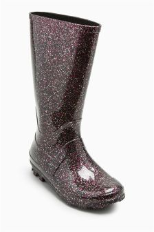 Glitter Wellies (Older Girls)