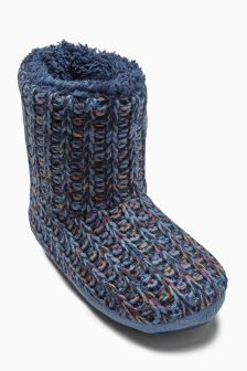 Slipper Boots (Older Boys)