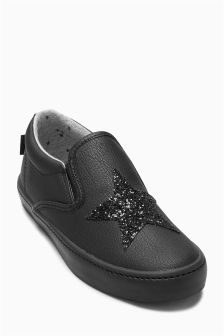 Star Skate Shoes (Older Girls)