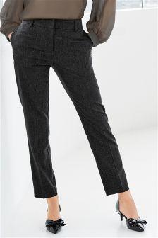Stripe Taper Trousers