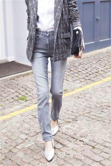 Slim Figure Jeans