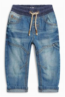 Pull-On Denim Jeans (3mths-6yrs)