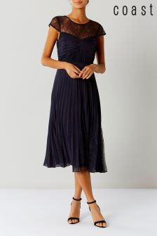 Coast Blue Cleo Midi Lace Dress