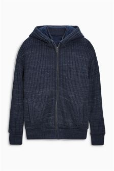 Fleece Lined Hoody