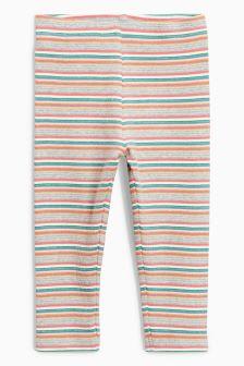 Rainbow Stripe Leggings (3mths-6yrs)