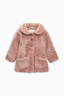 Faux Fur Jacket (3mths-6yrs)