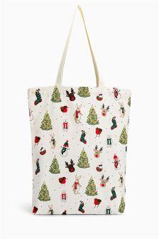 Christmas Print Shopper