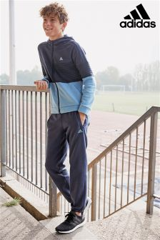 adidas Navy HoJo Fleece Tracksuit