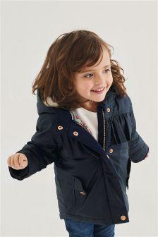 Wax Jacket (3mths-6yrs)
