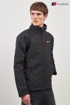 Berghaus Jet Black Ghlas Softshell Jacket