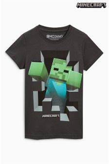 Minecraft Zombie T-Shirt (4-14yrs)