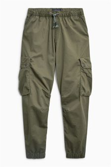 Pull-On Cargo Trousers (3-16yrs)