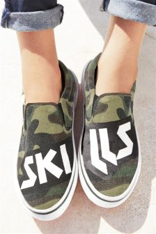 Skills Slip-Ons (Older Boys)