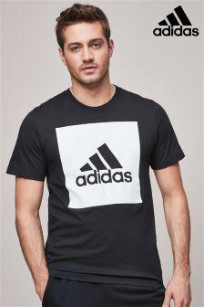 adidas Box Logo T-Shirt