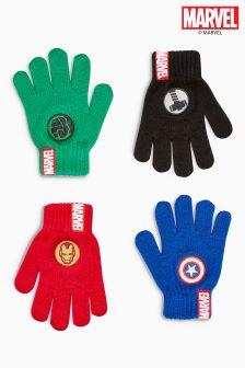 Marvel Gloves 2 Pack (Older Boys)