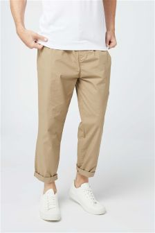 Elasticated Chinos