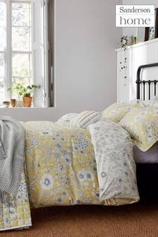 Sanderson Home Maelee Sunshine Duvet Cover