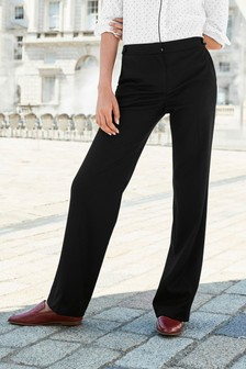 Tailored Slouch Trousers