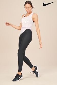Nike High Waisted Black Sculpt Victory Tight