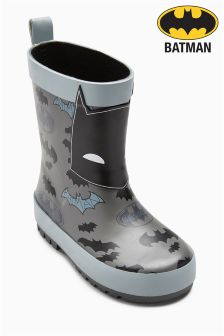 Batman Wellies (Younger Boys)