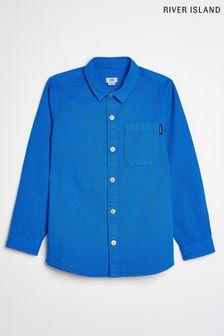 New Balance Navy 373 Velcro