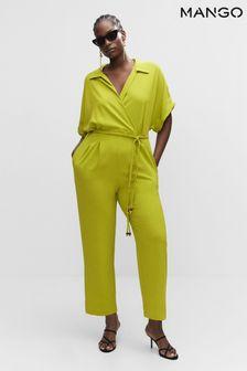 Ciemnobrązowe buty brogsy Loake Oxford