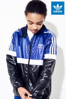 adidas Originals Navy/Black Windbreaker Jacket