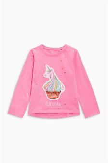 Cupcorn T-Shirt (3mths-6yrs)