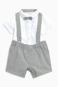 Smart Shorts Set (0mths-2yrs)