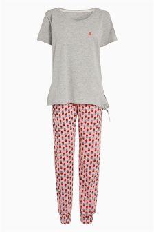 Pineapple Pyjama Set