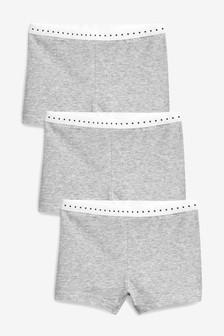 Modesty Shorts Three Pack (3-16yrs)
