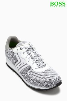 Buty sportowe do biegania w stylu retro Boss Athleisure Parkour