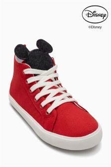 Mickey™ Skate Chukka Boots (Younger Boys)