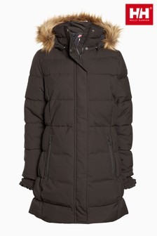 Helly Hansen Black Blume Puffy Parka
